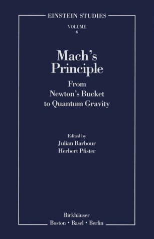 Mach's principle: From Newton's Bucket to Quantum Gravity
